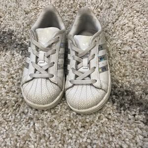 Toddler Girl Adidas Shoes Size 9